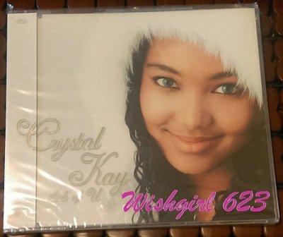 Crystal Kay 克莉絲朵·凱兒 -『Think of U』日版單曲CD ~ CK