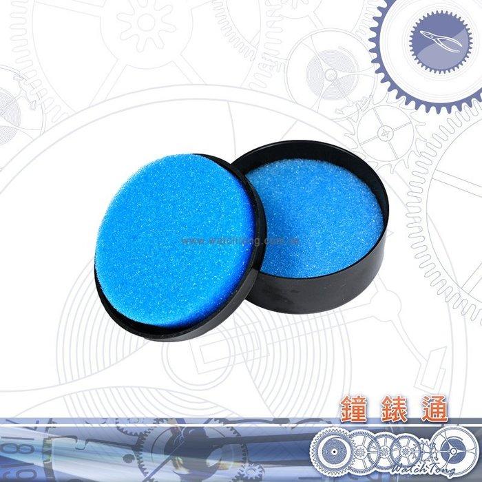 【鐘錶通】16C.2502 防水油盒_黑色 / 防水圈抹油器 ├ 鐘錶工具/手錶工具/修錶工具 ┤