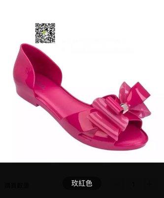 《生活晶選》巴西代購 melissa 正品 蝴蝶結 美膠鞋 果凍鞋 《台北可面交》
