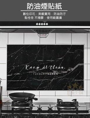 廚房防油煙貼紙 耐高溫廚房貼 現代簡約...