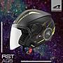 ASTONE安全帽,RST205,AQ5/ 消光黑黃...