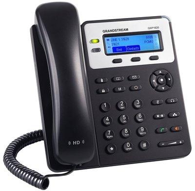 GXP1625 企業級二線路高音質IP電話,IP Phone, 內建poe ,背光螢幕