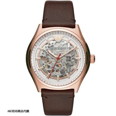 A&E精品代購EMPORIO ARMANI 阿曼尼手錶AR60005 經典義式風格簡約腕錶 手錶