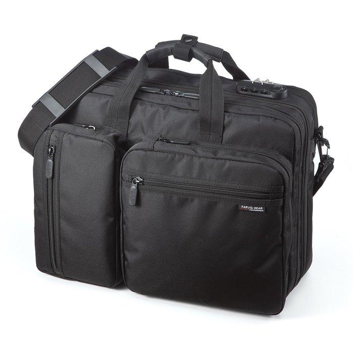 《FOS》日本 熱銷千件 公事包 後背包 大容量 筆電包 防撥水 耐髒 男用 上班 出國 旅遊 雜誌款 團購 熱銷第一