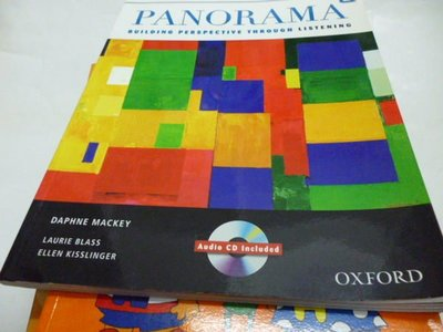 《Panorama Listening 2 Student Book: Building Perspective Through Listening》(附CD)