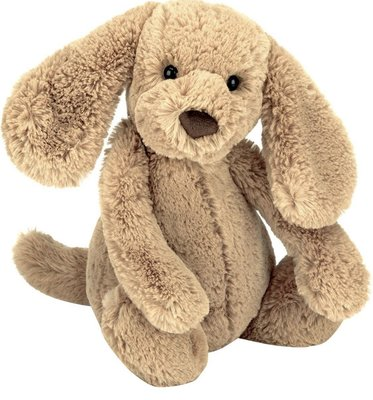 (預購)英國 JELLYCAT 大耳狗 Bashful Toffee Puppy toy 31cm