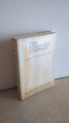 賣場9月關門要買要快 The Visionary Company/Harold Bloom