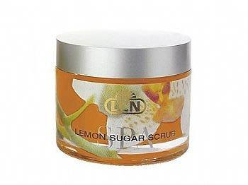 德國原裝進口LCN水療手部療理系列檸檬磨砂糖霜 200ml Lemon Sugar Scrub