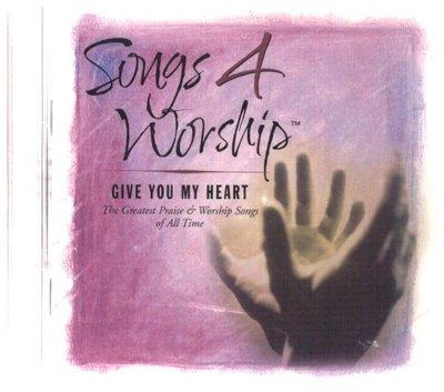 新尚唱片/ SONGS 4 WORSHIP 2CD 二手品-01373712