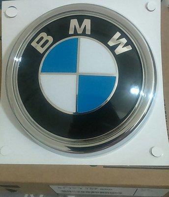 BMW E70 X5 後行李箱蓋 後桶蓋 後箱蓋 平標 全新正廠件 LCI 車標 馬克 LOGO 標誌