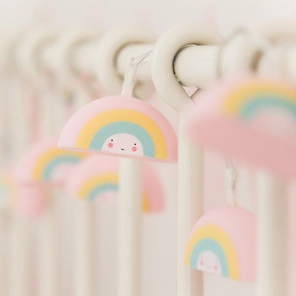 【18Park 】童趣造型 Rainbow  [ 彩虹慶典串燈 ]