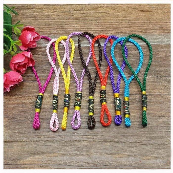 【螢螢傢飾】 中國結穗子,吊飾配件,手把繩套。復古裝飾,包包配飾,書籤diy。10條 =1包