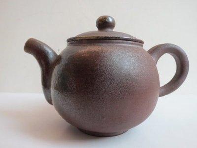 [ 廣緣-茶壺 ] 林義元材燒茶壺(240cc.)     **可議價**