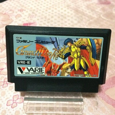 急速出貨 激情遊戲 任天堂FC紅白機主機 原裝正版游戲卡帶 救世主 Grand Master~lsej1587428