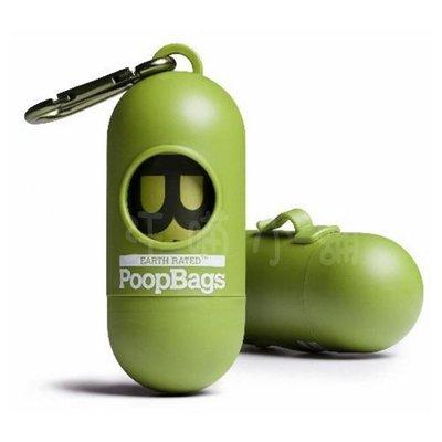 ☆汪喵小舖2店☆ 莎賓與嘉思帕 Earth Rated 保衛地球  環保撿便器含一捲垃圾袋