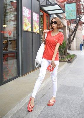 =EZZ=早班車13399 韓國 首爾時尚精品 東大門同步上新 韓版t恤 短袖纯棉女t恤 休閒短袖女t恤