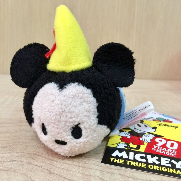 迪士尼 tsum 米奇 巨人退治 90周年 Mickey Film Collection