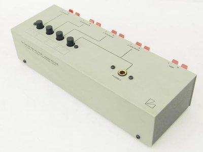 LUXMAN AS-5III 高級喇叭切換器 音質零衰減 (KEF Celestion Usher JBL Focal)