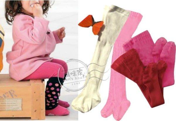媽咪家【D024】D24素面褲襪 素面基本款好搭褲襪 寶寶褲襪 保暖褲 內搭褲~L號/B粉.D紅