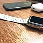 eSim Apple Watch 42mm LTE 不鏽鋼GPS+Cellular出門 Series 3 免帶手機