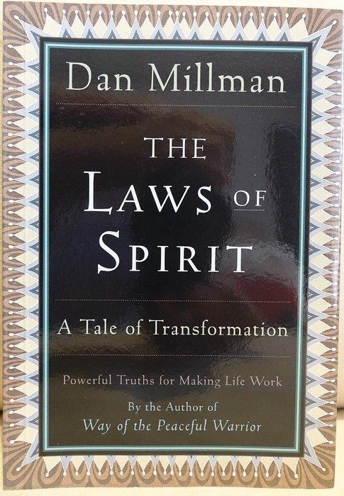 近全新 暢銷書 Dan Millman  著【The Laws of Spirit: A Tale 】,低價起標無底價!