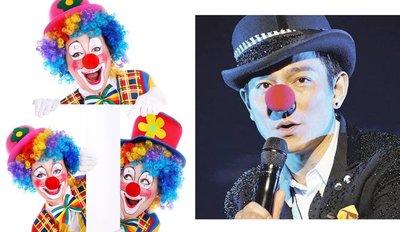 小丑鼻子 紅鼻子 靡鹿鼻 cosplay 小丑 小醜 Joker萬聖節 化粧舞會 舞台劇場
