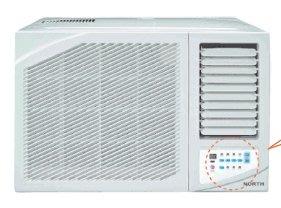 板橋-長美 北鄉冷氣 NR-632C/NR632C 定頻窗型冷氣 適11-12坪~標準安裝