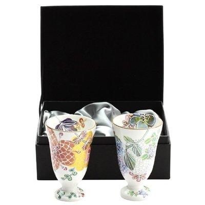 ~ 和藍~シノワ啤酒杯組  美濃燒   日式 無毒 瓷器 生日 結婚 送禮 工藝 收藏品