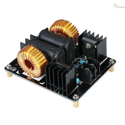 現貨~促銷~嚴選~ZVS驅動板1000W低壓感應加熱模塊特斯拉線圈電源~X5D34394