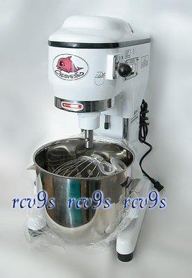「尚宏」鉅聖10公升攪拌機一桶三配件 ,勾扇「換成」白鐵製c 勾 扇