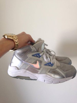 【Meaningful store】NIKE Lunar Trainer Superbowl US10 85%新