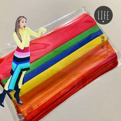 [韓娜]?這太美了?4片ㄧ組漸層彩虹限量這個光澤感成人口罩ㄧ次性(搜尋?韓娜口罩)更多絕美絕版款等您來收藏現貨供應中衛生品售出後不能退