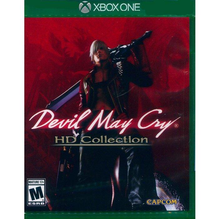 【一起玩】XBOX ONE 惡魔獵人 HD 合輯中英日文美版 Devil May Cry HD Collectio