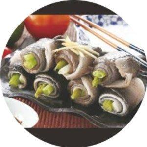 【喬大海鮮屋】南鯤鯓虱目魚皮 300G±10%/包