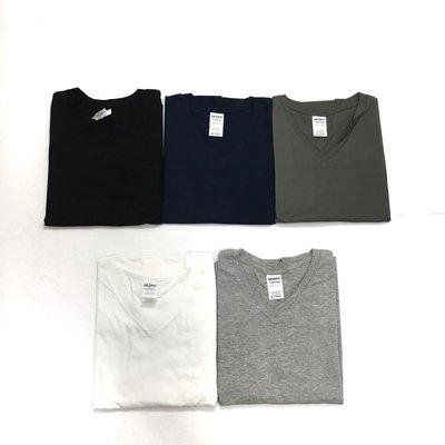 【FANCY】GILDAN 63V00 美國 亞規 V領T恤 素面短T XS-2XL 5色