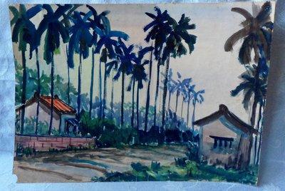 紫色小館1-1-----------樹與屋