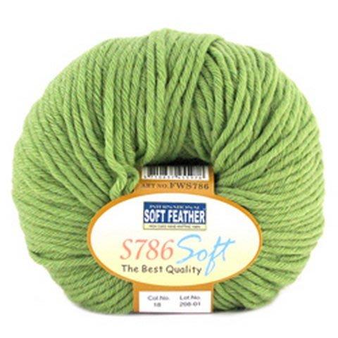 毛線編織SOFT FEATHER S786飛馬毛線 ~圍巾、帽子、手工藝材料、 編織工具、進口毛線~☆彩暄手工坊☆
