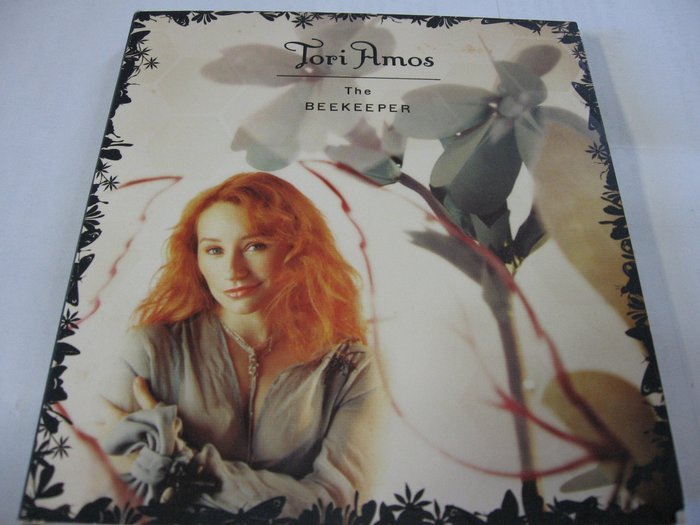 Tori Amos/ The Beekeeper CD+DVD共兩片 購自美國 自藏品