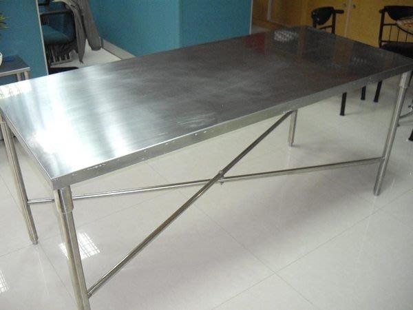 鑫忠廚房設備-餐飲設備:二手手工打造可組裝桌面工作臺 賣場有烤箱 快速爐 冰箱