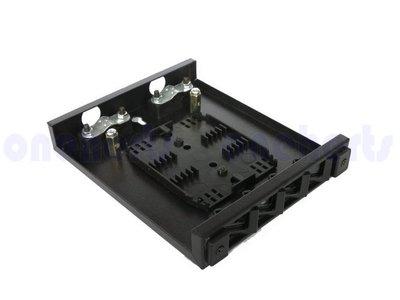 萬赫 4RBFX 加厚四路光纖終端盒 4口光纖收納盒 加厚防靜電 厚鋼板 通用型SC FC ST 桌面式 掛壁式 熔接盒