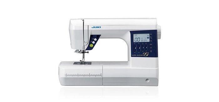 【你敢問我敢賣!】JUKI 縫紉機 HZL G220 全新公司貨 可議價『請看關於我,來電享有勁爆價』