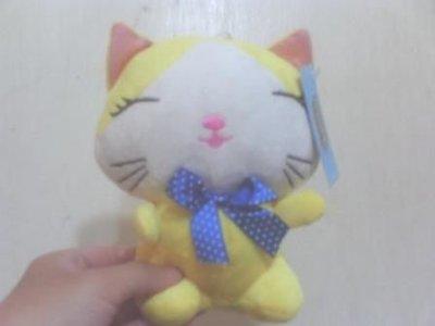 全新可愛黃貓