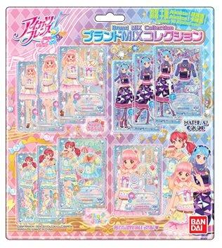 偶像學園FRIENDS-品牌收藏卡組 AIKATSU FRIENDS! BLAND MIX COLLECTION