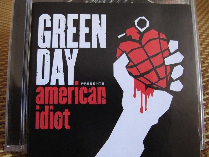 Green Day American Idiot 美國大白痴  Holiday