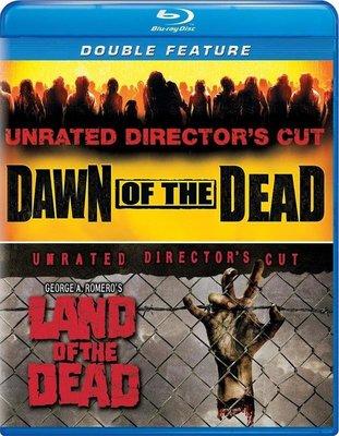 【藍光電影】活死人凶間  僵屍的黎明  活死人黎明 Dawn of the Dead (2004)  未分級導演剪輯版 帶國配