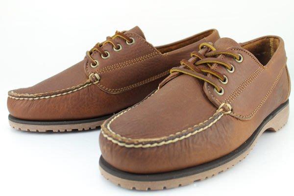 INDiCE ↗ Timberland Heritage 6123R 四孔雷根鞋 淺棕 W楦頭