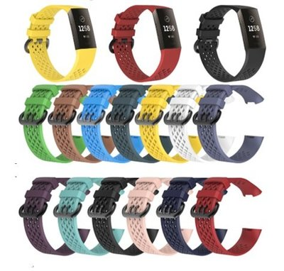 Fitbit charge3 錶帶