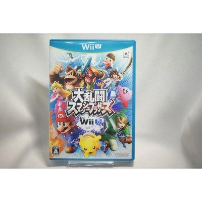 [耀西]二手 純日版 任天堂 Wii U WiiU 任天堂明星大亂鬥 Wii U 含稅附發票