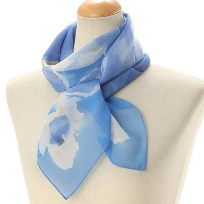 花序梗方巾(二色)單賣