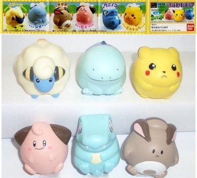 皮卡丘 日本進口軟膠玩具 轉蛋 - 含郵資350元